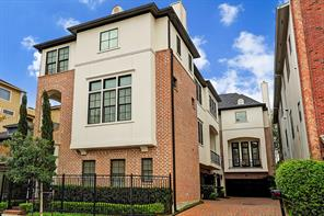 Houston Home at 308 W Bell Street Houston                           , TX                           , 77019-4433 For Sale