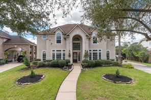 Houston Home at 17403 Lonesome Dove Trail Houston                           , TX                           , 77095-6003 For Sale