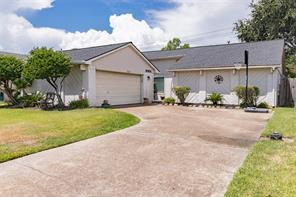 Houston Home at 10808 Mesquite Drive La Porte , TX , 77571-4334 For Sale