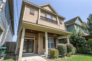 Houston Home at 1448 Nashua Street B Houston , TX , 77008-3762 For Sale