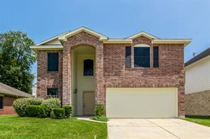 Houston Home at 18206 Winding Timbers Lane Humble , TX , 77346-4469 For Sale