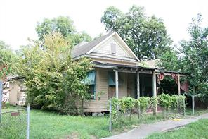 Houston Home at 2316 Chapman Street Houston , TX , 77009 For Sale