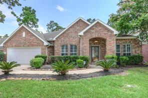 Houston Home at 18511 Cascade Timbers Lane Tomball , TX , 77377-5558 For Sale
