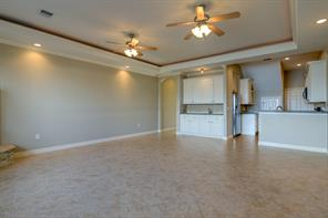 You can use a large rectangle or round table and oversized furniture in this spacious room.  Come tour this townhouse ready for move in today