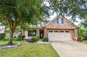 Houston Home at 11110 Celano Drive Richmond , TX , 77406-4577 For Sale