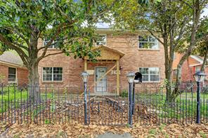 Houston Home at 3102 Wentworth Street Houston                           , TX                           , 77004-6190 For Sale