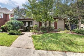 Houston Home at 4149 Rice Boulevard West University Place , TX , 77005-2743 For Sale