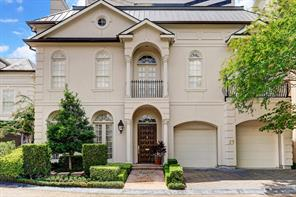 Houston Home at 28 Eaton Square Houston , TX , 77027-3109 For Sale