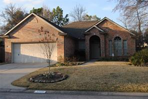 Houston Home at 1719 Whispering Forest Drive Kingwood , TX , 77339-2976 For Sale