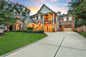 Houston Home at 132 Brendan Woods Lane Conroe , TX , 77384-3733 For Sale