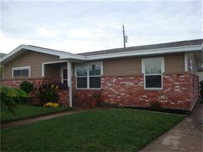 Houston Home at 7812 Pruitt Galveston , TX , 77554 For Sale