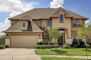 Houston Home at 21007 Brunson Falls Drive Richmond , TX , 77407-1606 For Sale