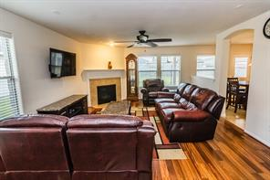Houston Home at 2723 Roaring Oaks Lane Katy , TX , 77449-4837 For Sale