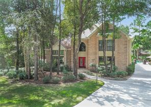 Houston Home at 17 Twelve Pines Court The Woodlands , TX , 77381-2687 For Sale