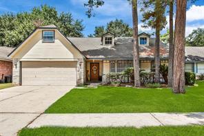Houston Home at 9130 Kirkleigh Street Spring , TX , 77379-8612 For Sale
