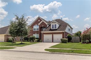 Houston Home at 9510 Garnet Falls Lane Humble , TX , 77396-1561 For Sale