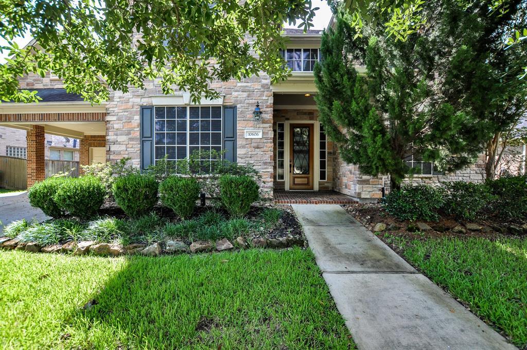 10606 Winding Green Drive, Humble, TX 77338