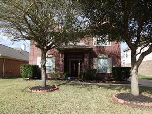 Houston Home at 17826 Camden Oaks Lane Richmond , TX , 77407-0827 For Sale