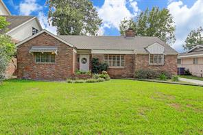 Houston Home at 3815 Sun Valley Drive Houston , TX , 77025 For Sale