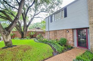 Houston Home at 2401 Briar Ridge Drive Houston , TX , 77057-4505 For Sale
