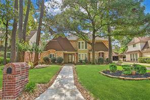 Houston Home at 14806 Oak Bluff Court Houston , TX , 77070-2230 For Sale