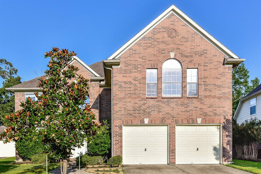 Fantastic two-story home in Spring, TX!
