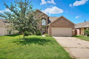 Houston Home at 10911 Barker View Drive Cypress , TX , 77433-2349 For Sale