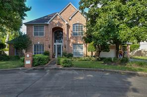 Houston Home at 11 Martin Court Spring Valley Village , TX , 77055-7449 For Sale