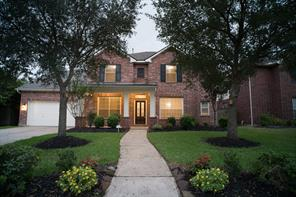 Houston Home at 23435 Whispering Wind Katy , TX , 77494-0261 For Sale