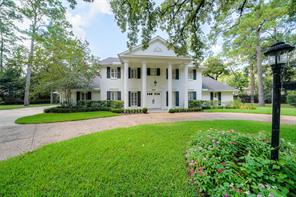 Houston Home at 603 Willowgren Drive Bunker Hill Village , TX , 77024-5037 For Sale
