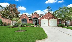 Houston Home at 24910 Corbin Gate Drive Spring , TX , 77389-4037 For Sale