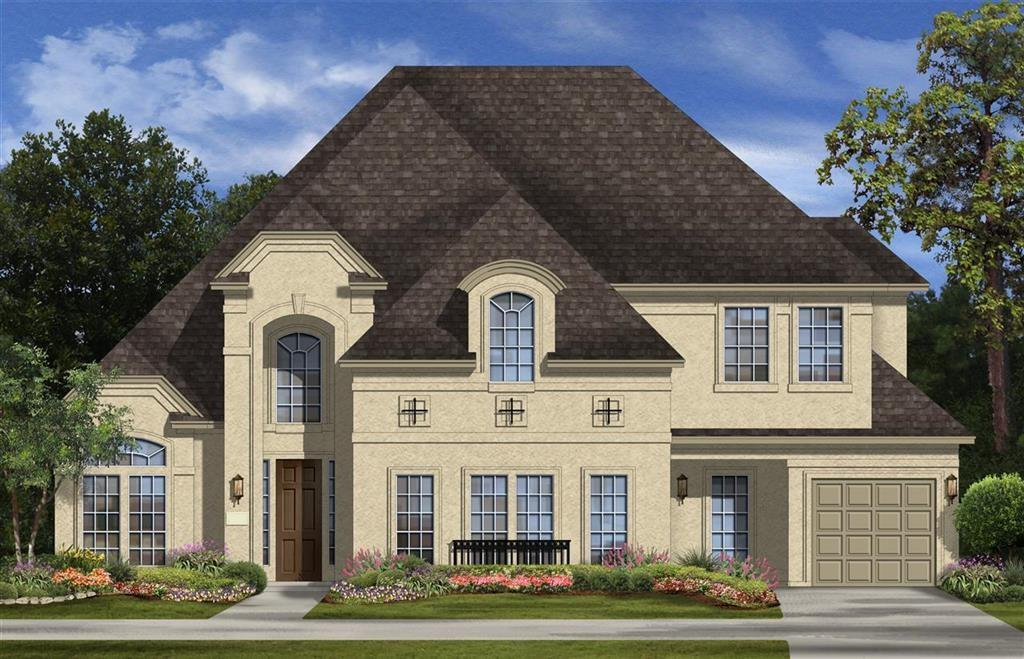 MLS# 76429004 - Built by Taylor Morrison - January completion! ~ Study and Formal Dining off foyer. Two story family room with corner fireplace and large windows with view to back yard. Large Island kitchen overlooking family room. Huge master bedroom, his & her closets and dual vanities. Upstairs features a gameroom, media room and 2 bedrooms and bath..
