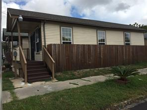 Houston Home at 1222 42nd Street Galveston , TX , 77550 For Sale