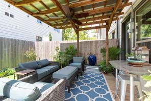 Houston Home at 1321 Laird Street Houston , TX , 77008-3739 For Sale