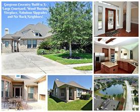 Houston Home at 14827 Ashford Springs Lane Humble , TX , 77396-6043 For Sale