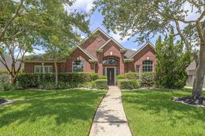 Houston Home at 14711 Leighwood Creek Lane Humble , TX , 77396-3475 For Sale