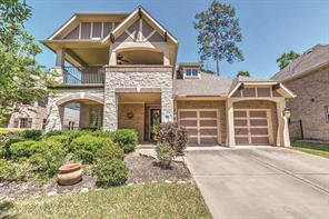 Houston Home at 26 Golden Orchard Place Magnolia , TX , 77354-3354 For Sale