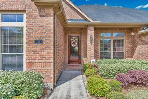 Houston Home at 211 Terrace Creek Court Richmond , TX , 77406-3590 For Sale