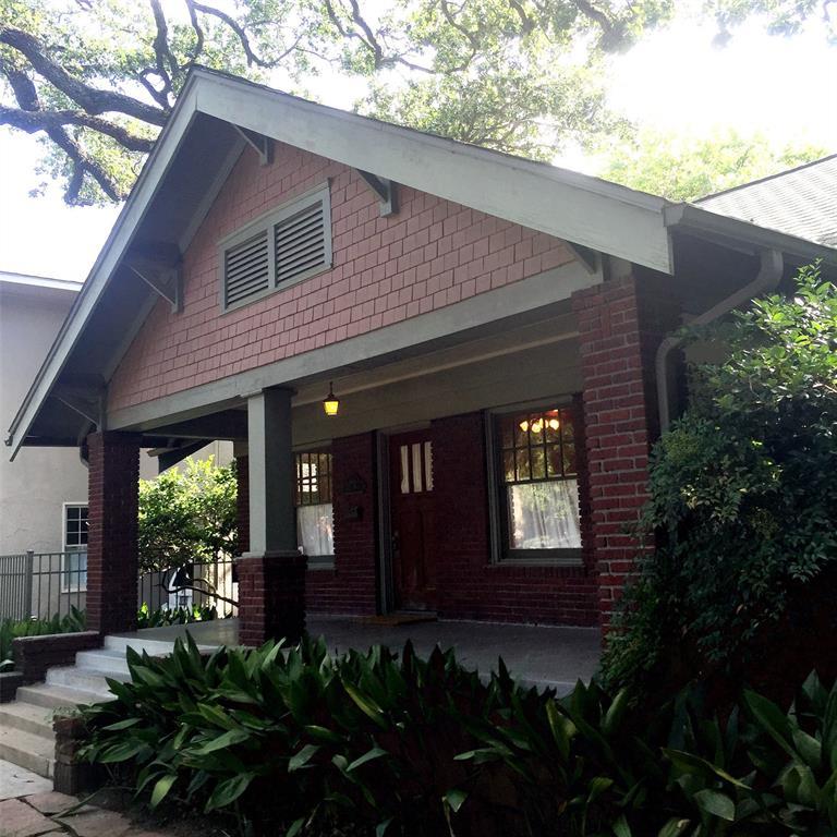 Har Com Houston Tx Rentals: 3611 Audubon Place, Houston, TX 77006