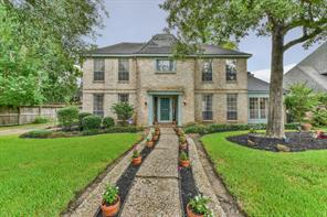 Houston Home at 15706 Dawnbrook Drive Houston , TX , 77068-1924 For Sale