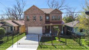 Houston Home at 3910 Melbourne Street Houston , TX , 77026 For Sale