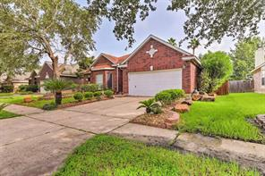 Houston Home at 3823 Addison Drive Pearland , TX , 77584-3023 For Sale