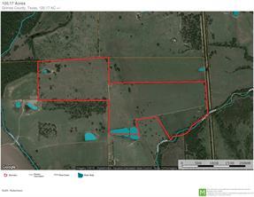 120.17 Acres CR 419, Navasota, TX 77868