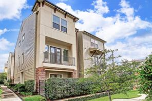 Houston Home at 2407 Beall Street Houston , TX , 77008-1837 For Sale