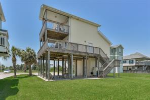 Houston Home at 13953 Pirates Beach Boulevard Galveston , TX , 77554 For Sale