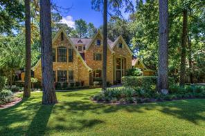 Houston Home at 47 Firefall Court The Woodlands , TX , 77380-2646 For Sale