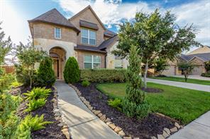 Houston Home at 11002 Shettleston Drive Richmond , TX , 77407-2811 For Sale