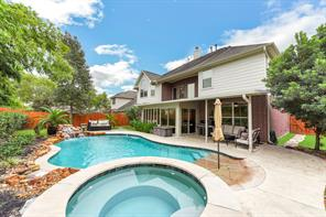 Houston Home at 5923 Rustling River Drive Houston , TX , 77345-2196 For Sale