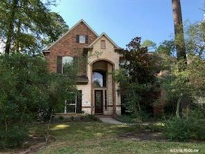 Houston Home at 110 S Veilwood Circle The Woodlands , TX , 77382-4503 For Sale