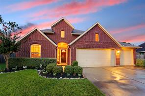 Houston Home at 3718 Rainterra Drive Katy , TX , 77449-7166 For Sale